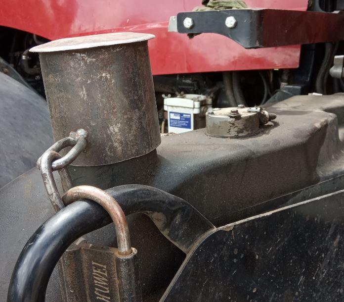 Контроль руху пального